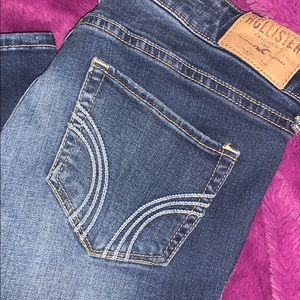 Hollister skinny jeans size 26